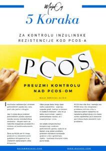 5 Koraka za kontrolu inzulinske rezistencije kod PCOSa